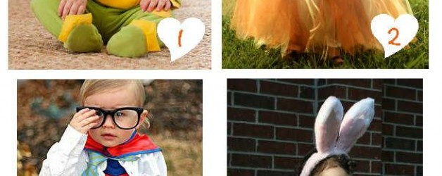 Pinterest Addicted ♥ Costumi bimbi per Halloween