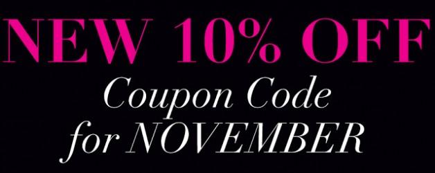 Beauty Cuddles ♥ Sconto prodotti Sigma – novembre 2012