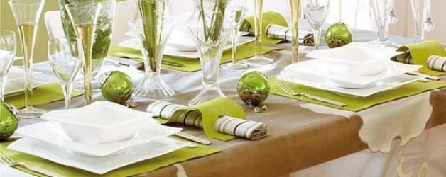5 giorni a Natale: 6 idee per la tavola del pranzo/cenone
