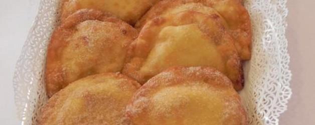 House & Co.: Ravioli dolci fritti con ricotta e cioccolato