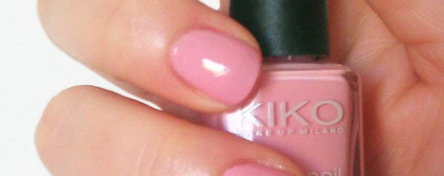 Body & Beauty: Smalto Kiko 376 – Rosa confetto