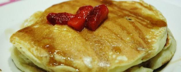 Corte Mazzoni: pancake di Lucie
