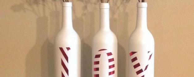 Aspettando Natale: – 23 Ricicliamo le bottiglie
