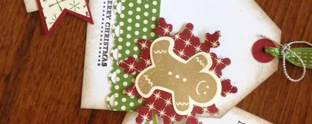 Aspettando Natale: -21 Tag e biglietti personalizzati