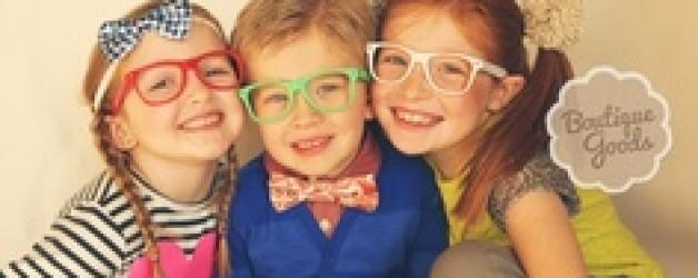 KidStyle by Sara: a colpo d'occhio…moda occhiali 2014