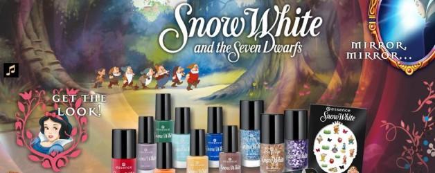 """Beauty Cuddles ♥ Nuova collezione Essence """"Snow White"""""""