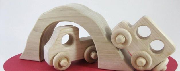 Pinterest Addicted ♥ Giocattoli di legno