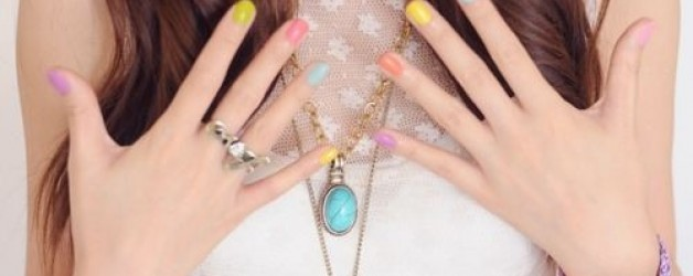 Beauty Cuddles ♥ Trend 2012 – Pastel Nails