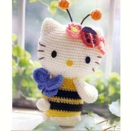 Amigurumi Schemi Hello Kitty Gratis : Amigurumi Archivi - Fantasia a 4 mani