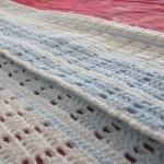 Coperta Uncinetto Bimbo - Baby Crochet Blanket